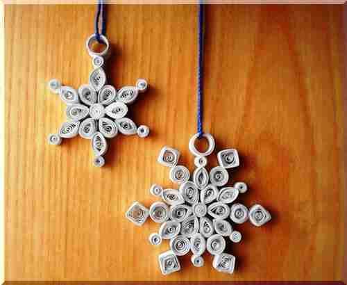 3ccd80666bc ... групови звезди или снежинки. Първоначално ще изглежда играчки,  направени от технология