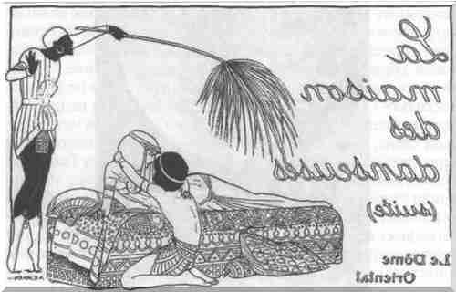 Kleopatra karikatúra porno