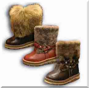Сучасні промислові унти відрізняються від справжньої північній взуття db5e34cffa183