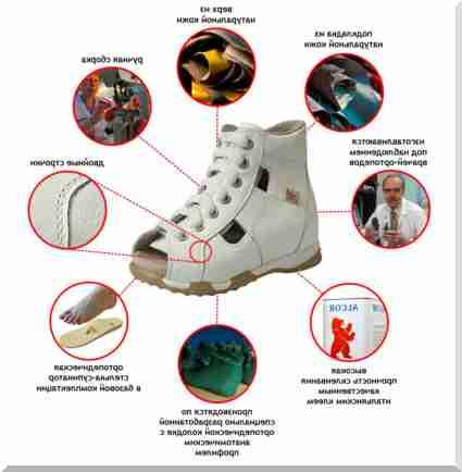 0bffb883908 За производството на обувки или сандали с ортопедичен ефект са използвани  само естествени материали: или набук. Благодарение на този материал, ...