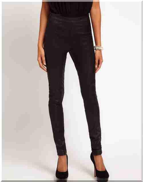 3bc5af70335 Taintedjudway кльощав кожени панталони жените