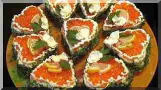 рецепти бутербродів овочевих з фотографіями