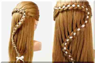 Dzieci Fryzury Długie Włosy W Domu Własnymi Rękami