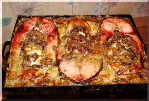 Толстолобик филе в духовке рецепты