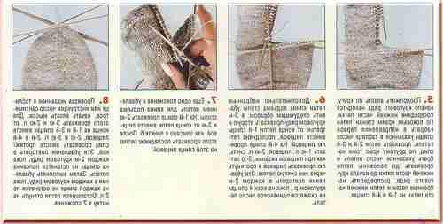 Вязание спицами инструкция для начинающих 96