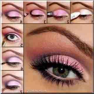 Легкий макияж с и с инструкцией