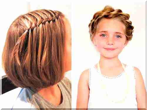 Fryzury Dla średnich Włosów W Domu Krok Po Kroku Zdjęcie