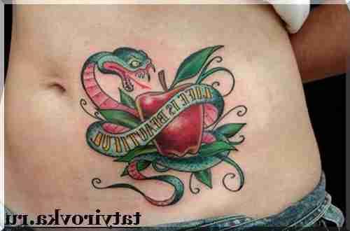 Tatuaż Wąż I Co One Znaczą