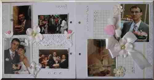 Как оформить свадебные фотографии своими руками 35